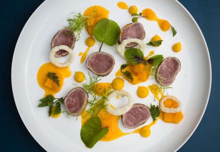 The best lamb and venison